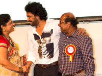 With Shri Upendra on Stage